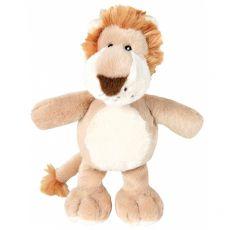 Plyšová hračka pro psa – lev, 22 cm