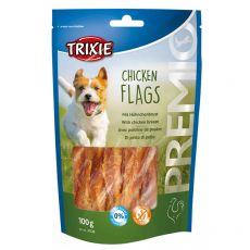 Trixie Premio tyčinky obalené kuřecím masem 100 g
