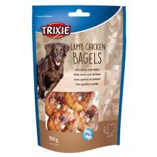 Trixie Premio Lamb Chicken BAGELS 100 g