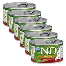 Farmina N&D dog Prime Cicken & Pomegranate 6 x 140 g, 5+1 GRATIS