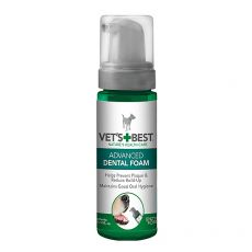Advanced Dental Foam for Dogs VET´S BEST, 150 ml