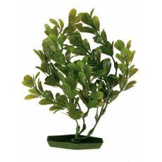 Rostlina do akvária -  plastová, 28 cm zelené listy