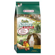 Cavia Nature Re-Balance 700 g - light krmivo pro morčata