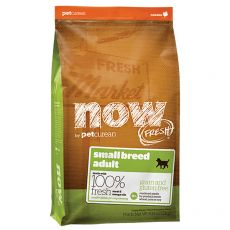 Petcurean NOW FRESH Grain Free Small Breed Adult 5,44 kg