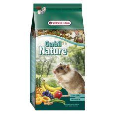 Gerbil Nature 750 g - krmivo pro pískomily