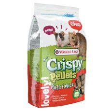 Crispy Pellets Rats a Mouse 1 kg - krmivo pro potkany