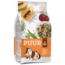 PUUR Guinea Pig – gurmánské müsli pro morčata 2,5 kg