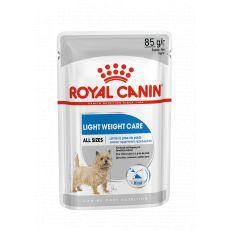 Royal Canin Light Weight Care Dog Loaf dietní kapsička s paštikou pro psy 85 g