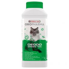 Deodo Green Tea – deodorant do kočičí toalety 750 g