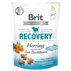 Brit Care Dog Functional Snack RECOVERY Herring 150 g
