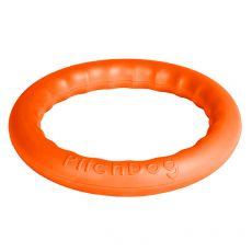 Hračka pro psa Pitch Dog 28 cm, oranžová