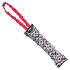 Ringový pešek s nylonovým poutkem JULIUS-K9 pro malé psy, 20 cm