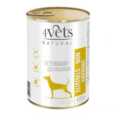4Vets Natural Veterinary Exclusive URINARY SUPPORT 400 g