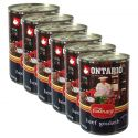 Konzerva ONTARIO Culinary Beef Goulash 6 x 400 g