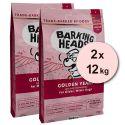 BARKING HEADS Golden Years SENIOR 2 x 12 kg