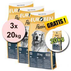 EUROBEN 22-8 Passive, 3 x 20 kg + 20 kg ZDARMA