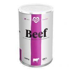 Konzerva MARTY Essential Beef 1200 g