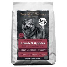 TimberWolf Originals Lamb & Apples 10 kg + 2 kg GRATIS