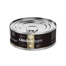 Konzerva MARTY Signature Chicken Hearts 100 g