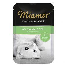 MIAMOR Ragout Royal krůta a zvěřina v omáčce 100 g