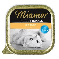 MIAMOR Ragout Royal in Cream Kuře 100 g