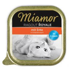MIAMOR Ragout Royal in Cream Kachna 100 g