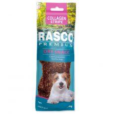 Pochoutka Rasco Premium Collagen Stripe 1 ks, 60 g