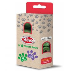 Ekologické sáčky  na psí exkrementy, levandule 80 ks