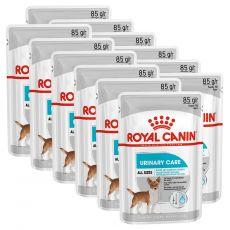Royal Canin Urinary Care Dog Loaf kapsička s paštikou pro psy s ledvinovými problémy 12 x 85 g