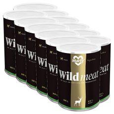 Konzerva MARTY Signature Wild Meat 12 x 300 g