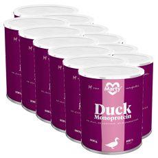 Konzerva MARTY Duck Monoprotein 12 x 800 g