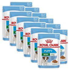 Kapsička Royal Canin Mini Puppy 12 x 85 g