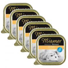 MIAMOR Ragout Royal in Cream Kuře 6 x 100 g