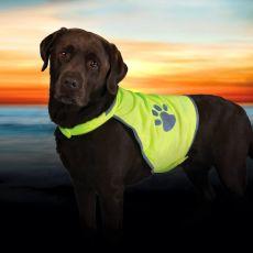 Reflexní vesta pro psy – L