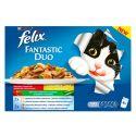 Kapsičky Felix Fantastic Duo, lahodný výběr se zeleninou v želé 400 g