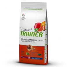 TRAINER Natural Medium Adult sušená šunka 12 kg