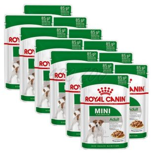 Pouch Royal Canin Mini Adult 12 x 85 g