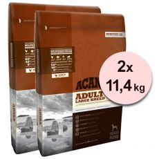 ACANA Heritage Adult Large Breed 2 x 11,4 kg