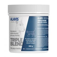 ALAVIS Triple Blend pro psy a kočky 200 g