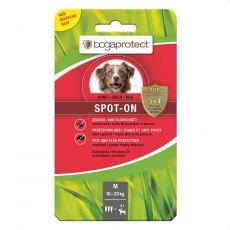 Antiparazitní kapky pro psy BOGAPROTECT Spot-On M 3 x 2,2 ml