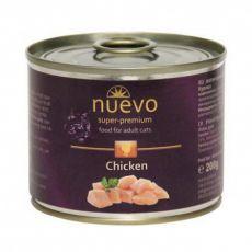 Konzerva NUEVO CAT Adult Chicken 200 g