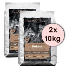 TimberWolf Originals Dakota 2 x 10 kg