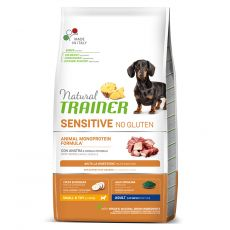 Trainer Natural Sensitive Duck Adult Small & Toy 2 kg