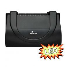 Osvětlení akvária LED Extra 2 x 4,3 W, BLACK 40 x 25 cm