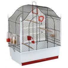 Klec pro papoušky Ferplast Villa Nera Gabbia 9,5 x 30 x 63,5 cm
