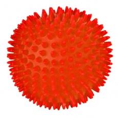 Hračka pro psa - gumový ježek - 10 cm