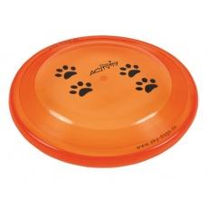 Létající talíř pro psy - plastoví, 23 cm