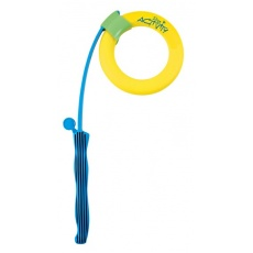 Katapult s kroužkem pro psa - 48 cm