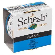 Schesir cat tuňák v želé 85 g