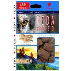 Pamlsky FEDA s hlívou ústřičnou 100 g